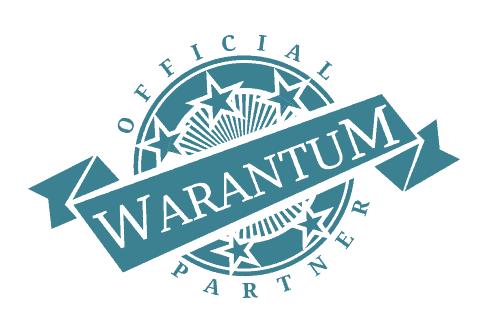Warantum Official partner